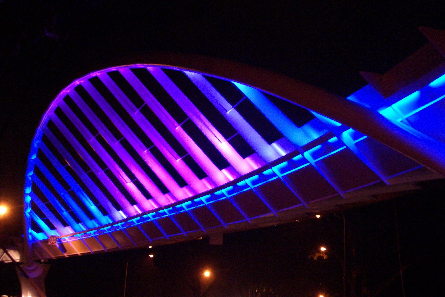 新加坡Alexandra Bridge