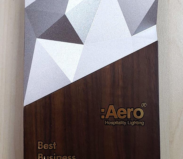 2019年AERO商业伙伴奖