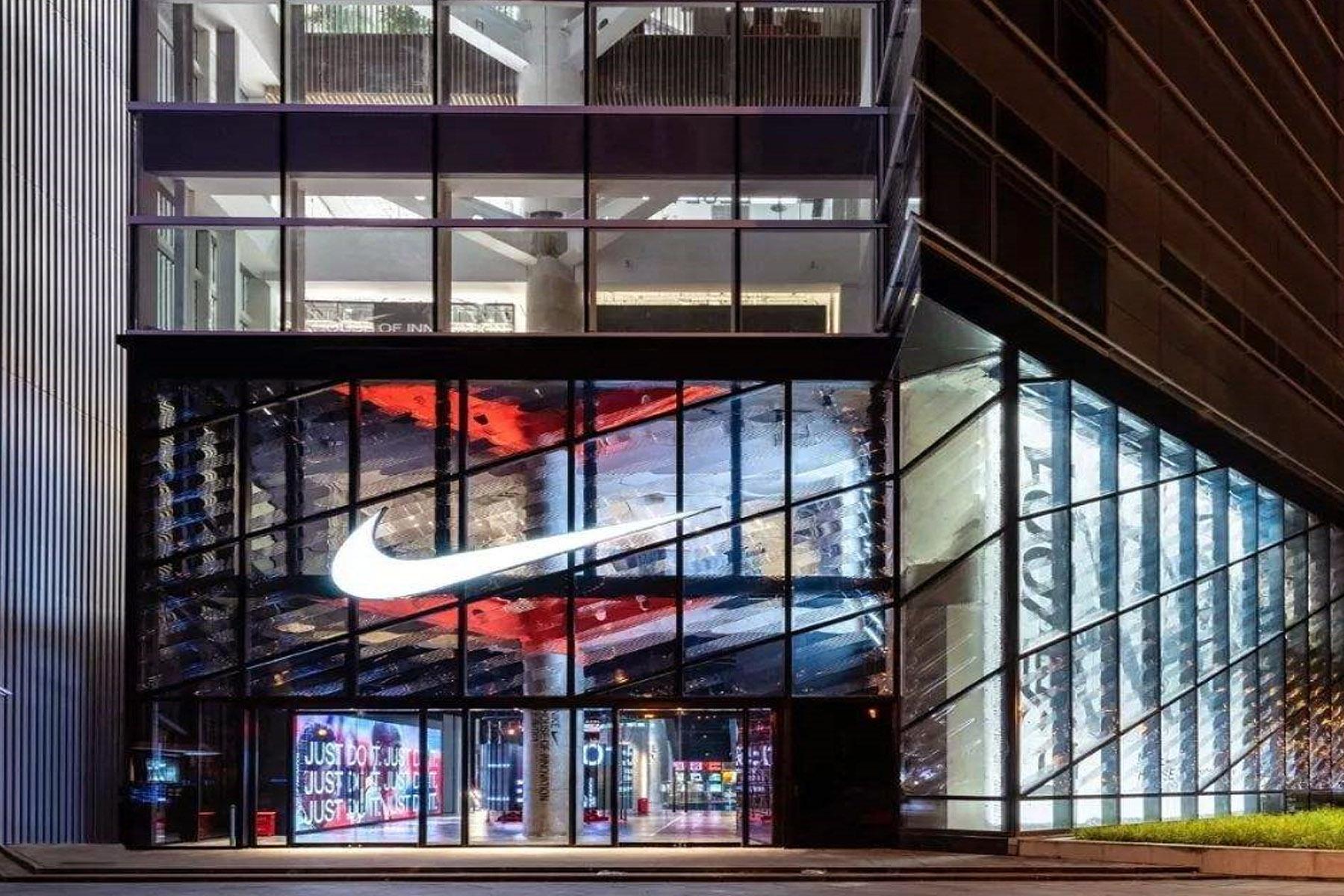 Nike上海001专门店