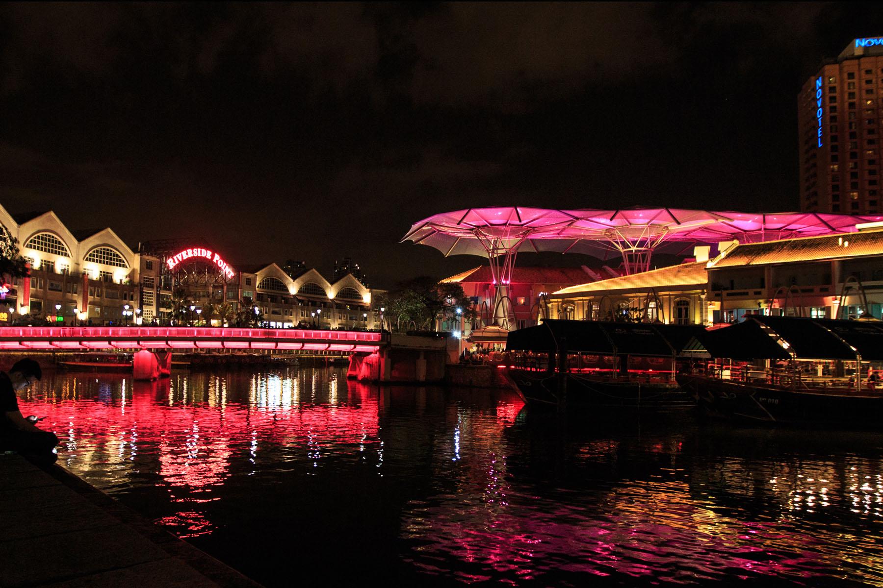 新加坡李德桥