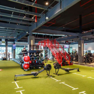 Fitness First, Singapore