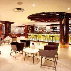 Virgin Atlantic, First Class Lounge