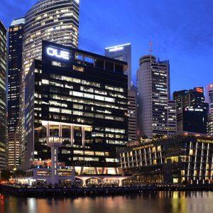 OUE, Singapore