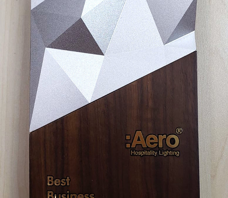 AERO Business Partner Award 2019