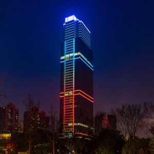 Jing An Bohua Tower